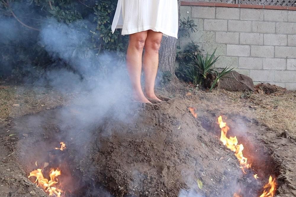 Fuego adentro_María Adela Díaz | Mujeres Mirando Mujeres | Cecilia Santamarina