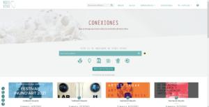 Web_Redes Vivas | Mujueres Mirando Mujeres | Carmen Tomé