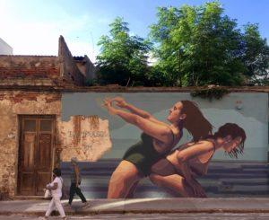 El impulso, 8m_Fitz Licuado   Mujeres Mirando Mujeres   Audrey Garcia