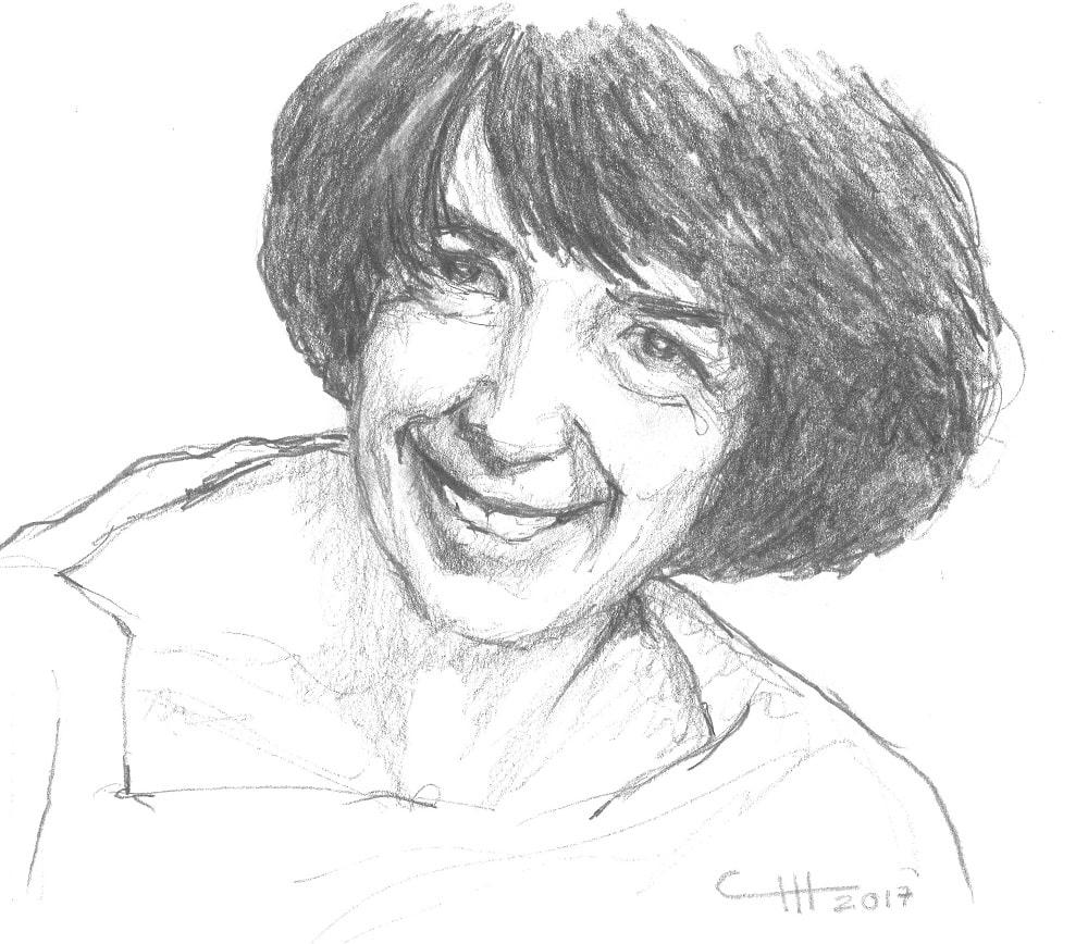 Amalia Avia_Mujeres en el arte | Mujeres Mirando Mujeres | Concha Mayordomo