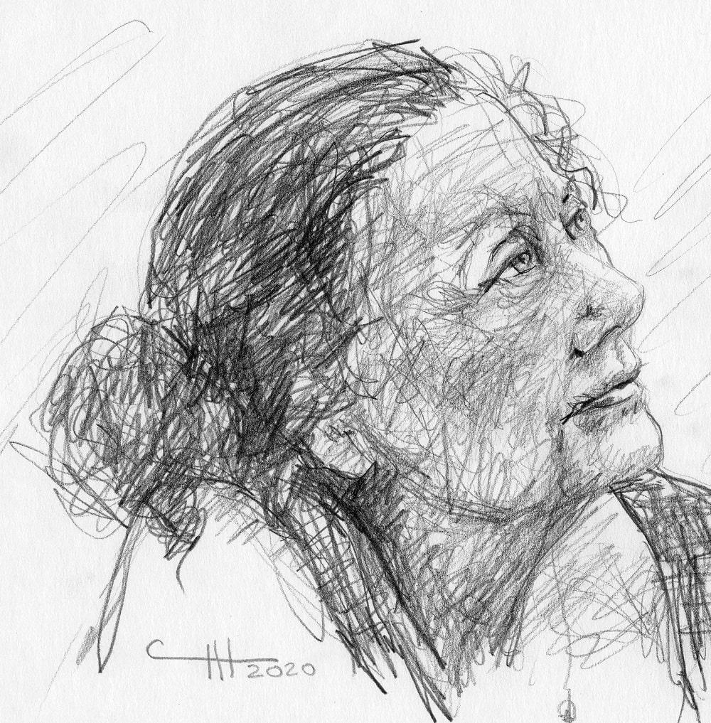 Fina Miralles_Mujeres en el arte | Mujeres Mirando Mujeres | Concha Mayordomo