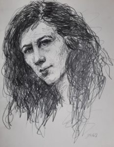 Gabriela González Dellosso_Mujeres en el arte | Mujeres Mirando Mujeres | Concha Mayordomo