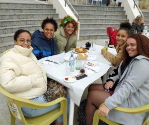 Inauguración_Healing   Mujeres Mirando Mujeres   María Bueno