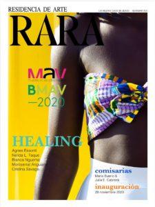 Invitación_Healing   Mujeres Mirando Mujeres   María Bueno