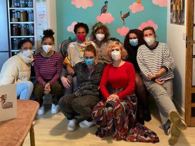 RARA_Healing | Mujeres Mirando Mujeres | María Bueno