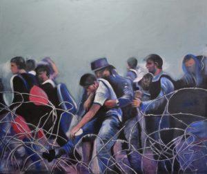 Migraciones_Diana Dowek | Mujeres Mirando Mujeres | Micaela Fernandez Darriba