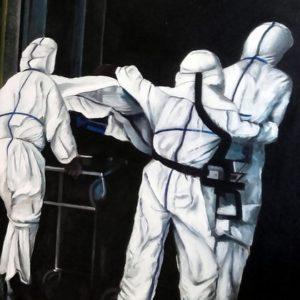 Pandemia_Diana Dowek | Mujeres Mirando Mujeres | Micaela Fernandez Darriba