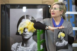Carmen Calvo | Mujeres Mirando Mujeres | Adriana Pazos Ottón
