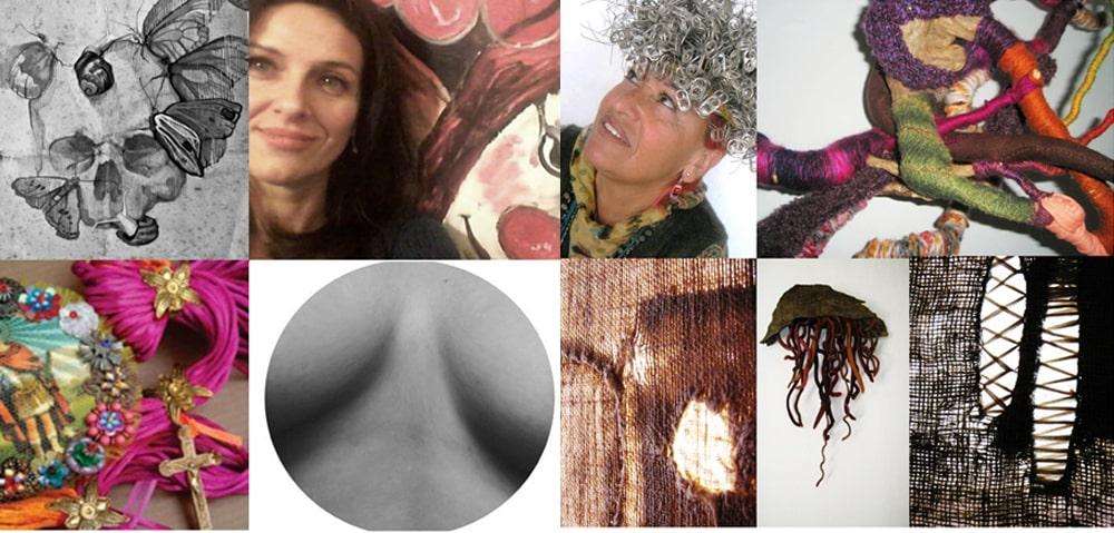 Talleres Ana Costas y Esrther Xeix_Tejido (in)visible | Mujeres Mirando Mujeres | Adriana Pazos Ottón