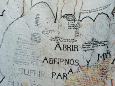 Mi mortaja. María Gimeno | Mila Abadía Ruber | MUJERES MIRANDO MUJERES