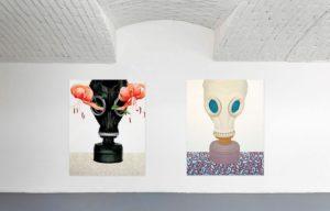 Blanca y negra_Carmen Pastrana | Mujeres Mirando Mujeres | Marisa Aldaguer