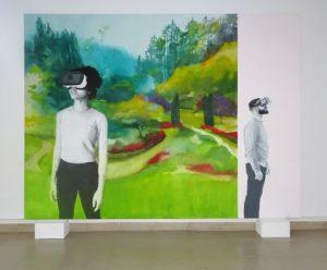 Ensimismados_Carmen Pastrana | Mujeres Mirando Mujeres | Marisa Aldaguer