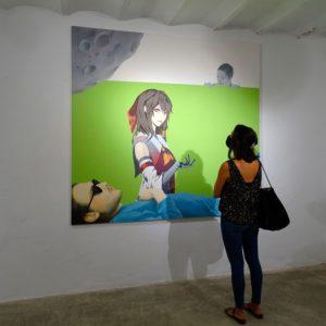 Primer sueno_Carmen Pastrana | Mujeres Mirando Mujeres | Marisa Aldaguer